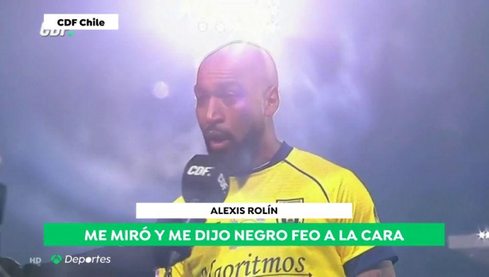 """Graves acusaciones de racismo de un futbolista al árbitro: """"Me miró y me llamó 'negro feo'"""""""