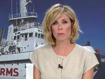 María José Sáez en Antena 3 Noticias 1