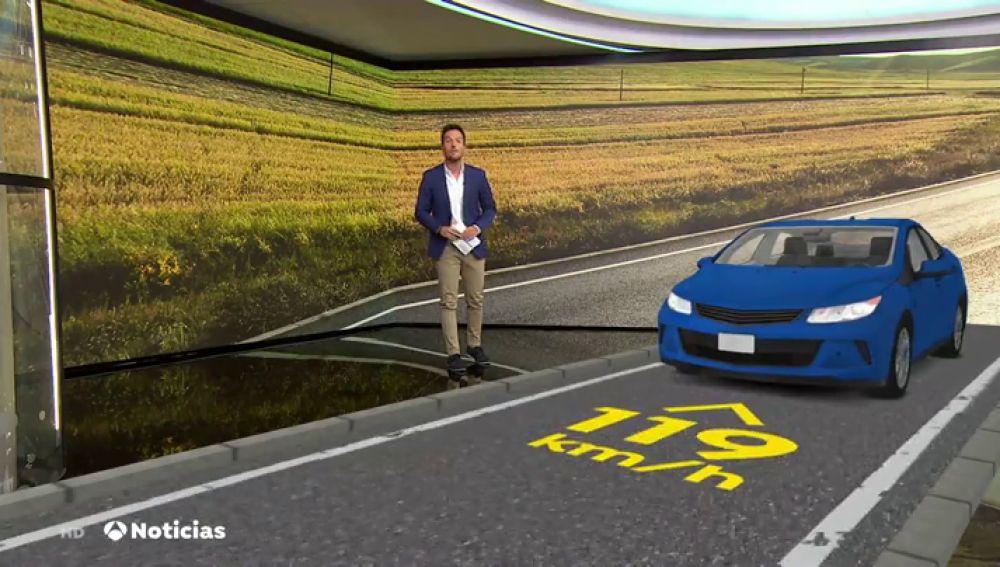 La DGT quiere implantar un dispositivo que no permita superar los limites de velocidad