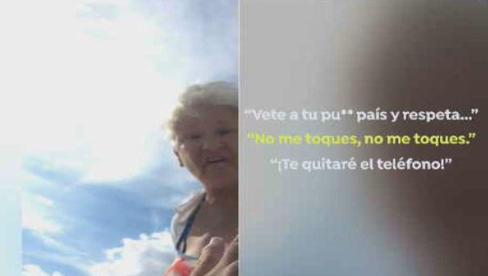 Ataque racista a un español en USA