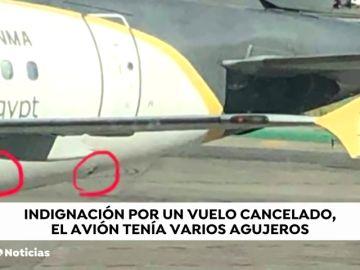 La cancelación de un vuelo a Egipto deja en tierra a 177 pasajeros en El Prat