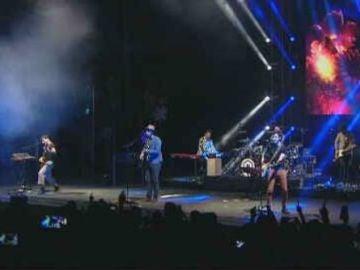 Morat vuelve al festival de música Starlite de Marbella