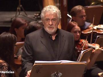 La Asociación de Orquestas de Filadelfia cancela la actuación de Plácido Domingo en el concierto de apertura