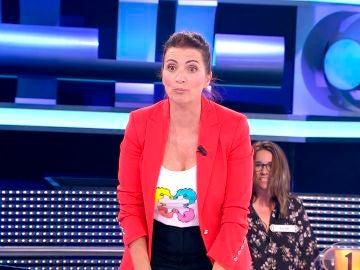 El comentario de Silvia Abril en '¡Ahora caigo!' sobre la boda de Sergio Ramos