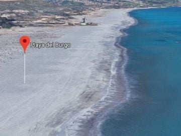 Playa del Burgo