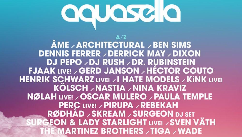 Cartel Aquasella