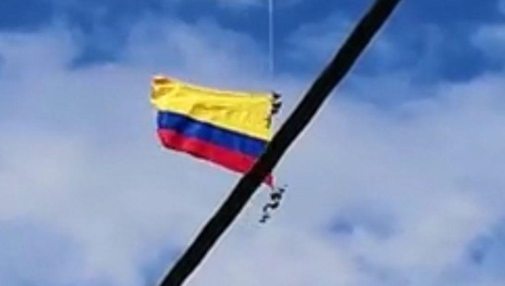 Soldados colombianos muertos