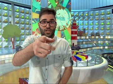 La afición de uno de los concursantes de 'La ruleta de la suerte' que sorprende a Jorge Fernández