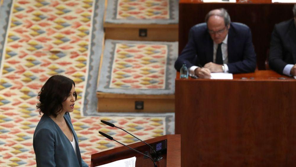 "Gabilondo lamenta que Cs vaya a ratificar el modelo ""caduco"" del PP en Madrid"