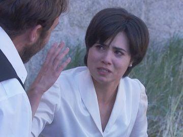 María y Fernando en 'El secreto de Puente Viejo'