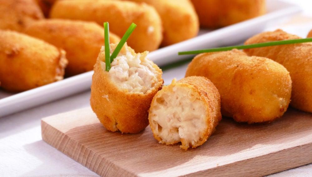 Día Internacional de la Croqueta 2020: Receta de croquetas de pollo y cómo preparar bechamel