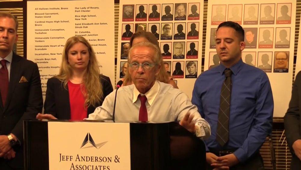 Presentan 262 demandas contra la Iglesia por abusos sexuales en Nueva York