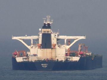 Petrolero iraní 'Grace 1'