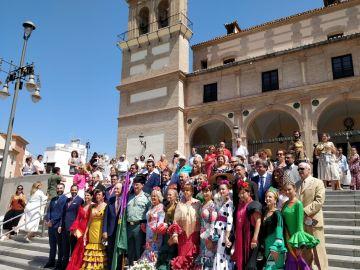 Romería a la Basílica Santuario de Sta. María de la Victoria