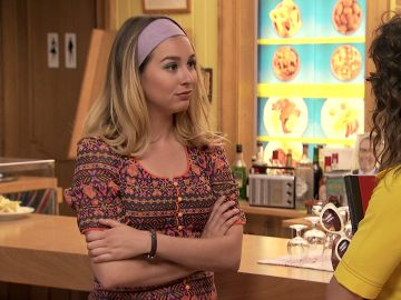 'Amar es para siempre': Luisita adopta la actitud egoísta de Amelia para darle una lección