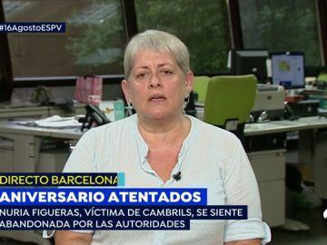 Víctima del atentado de Cambrils se siente abandonada por las autoridades