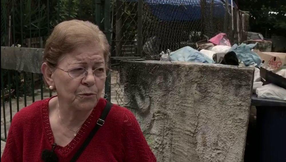 Paquita en las favelas en 'Por el mundo a los 80'