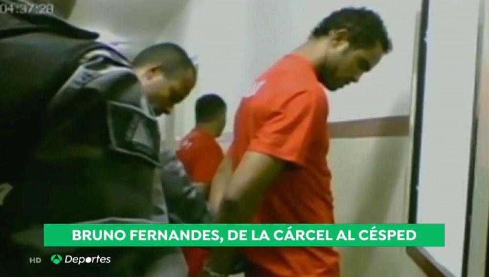 Bruno Fernandes, a punto de volver al fútbol profesional tras asesinar a su mujer y ser condenado a 22 años de cárcel