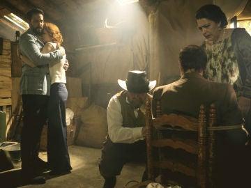 'El Secreto de Puente Viejo': Francisca salva a Irene y Raimundo de una muerte segura