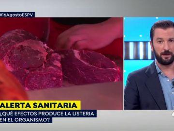 Alerta sanitaria: afectados de listeria por consumir carne