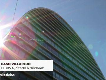 El juez cita a declarar al BBVA el 24 de septiembre por el caso Villarejo