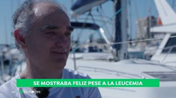 """El sueño de Álvaro se hace realidad póstumamente gracias a su padre: """"Hay que ayudar"""""""