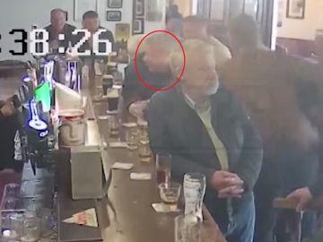 El puñetazo de McGregor