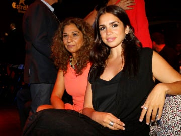 Elena Furiase y su madre Lolita Flores