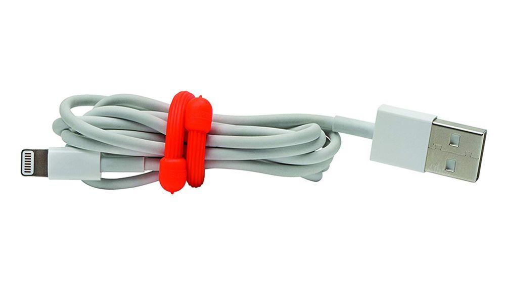 Correa para el mantenimiento de los cables