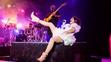 Jessie J hace temblar Starlite con su prodigiosa voz