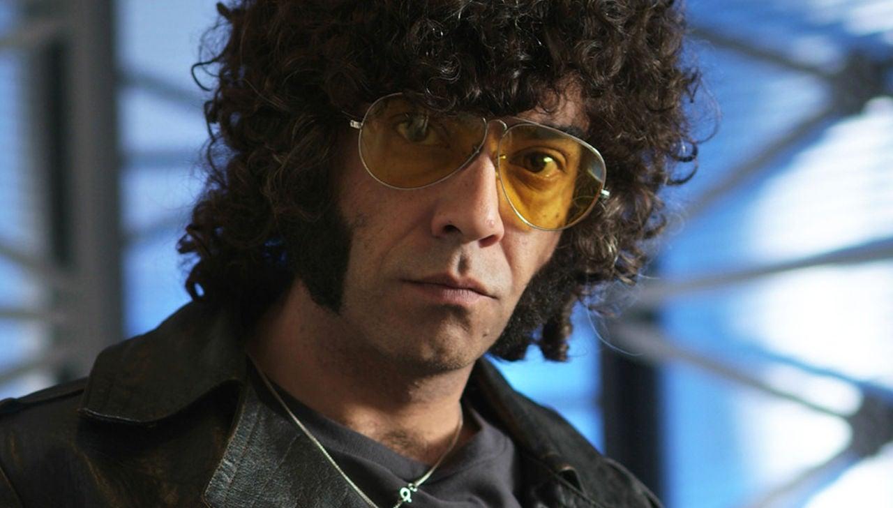 Fede Celada como Curtis en 'Los hombres de Paco'