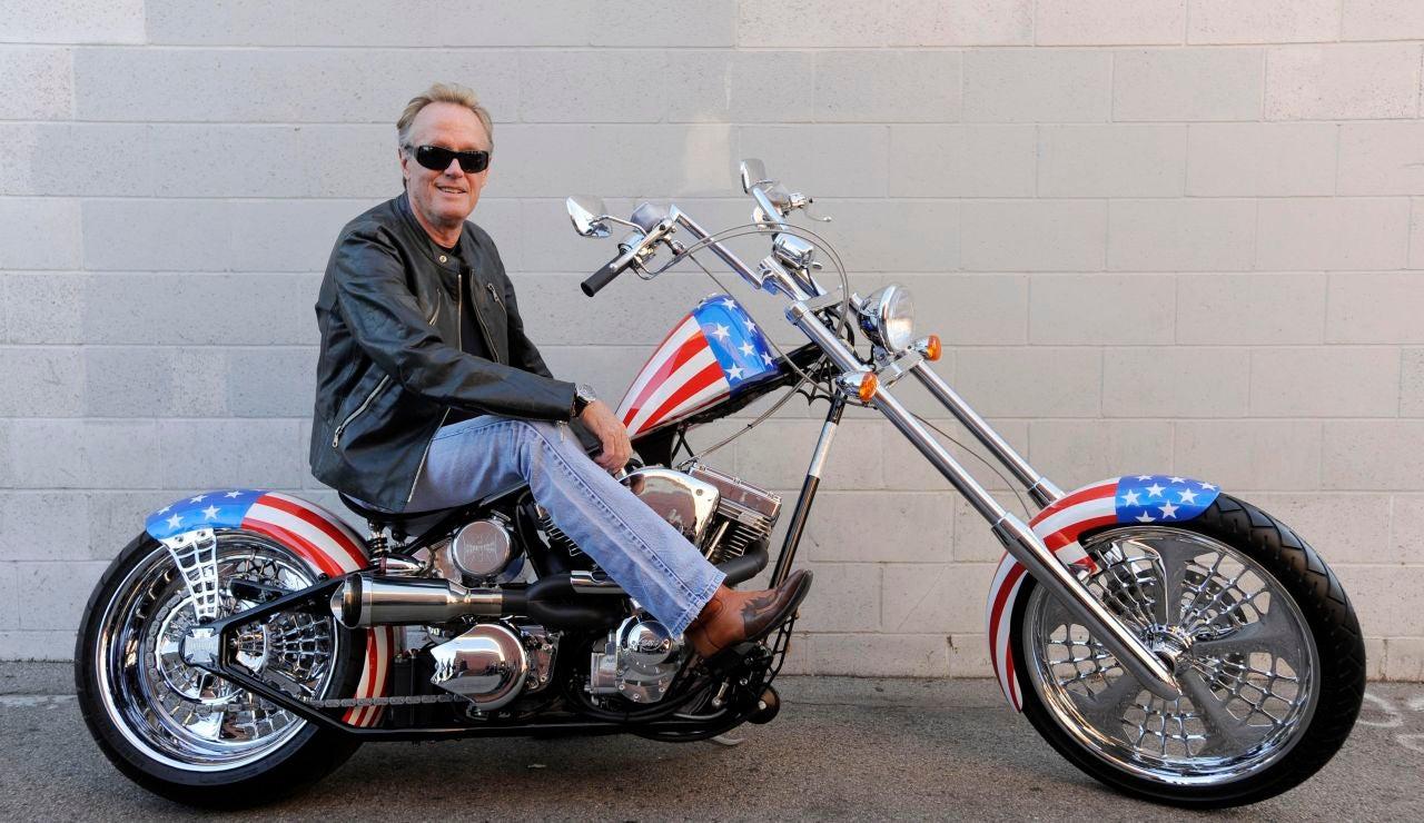 Muere Peter Fonda, mítico actor de 'Easy Rider', a los 79 años