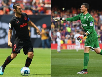 Atlético de Madrid y Getafe se verán las caras en la primera jornada de LaLiga