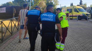 Una militante de Más Madrid es agredida en las fiestas de Leganés