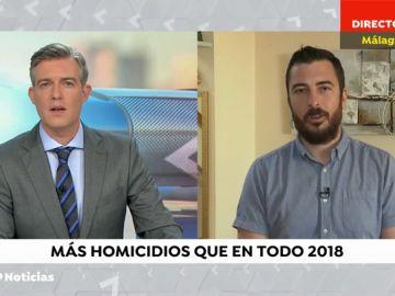 """Daniel Limones, Decano del Colegio de Criminólogos de Cataluña, sobre la inseguridad ciudadana en Barcelona: """"También ha crecido la percepción de inseguridad en la ciudadanía"""""""