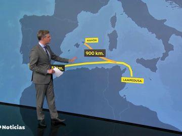 España ofrece al Open Arms atracar en el puerto más cercano pero la ONG insiste en desembarcar en Lampedusa