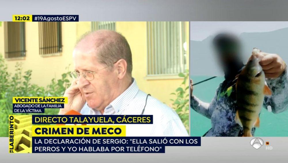 Habla el abogado de la familia de Miriam, la joven víctima del crimen de Meco.