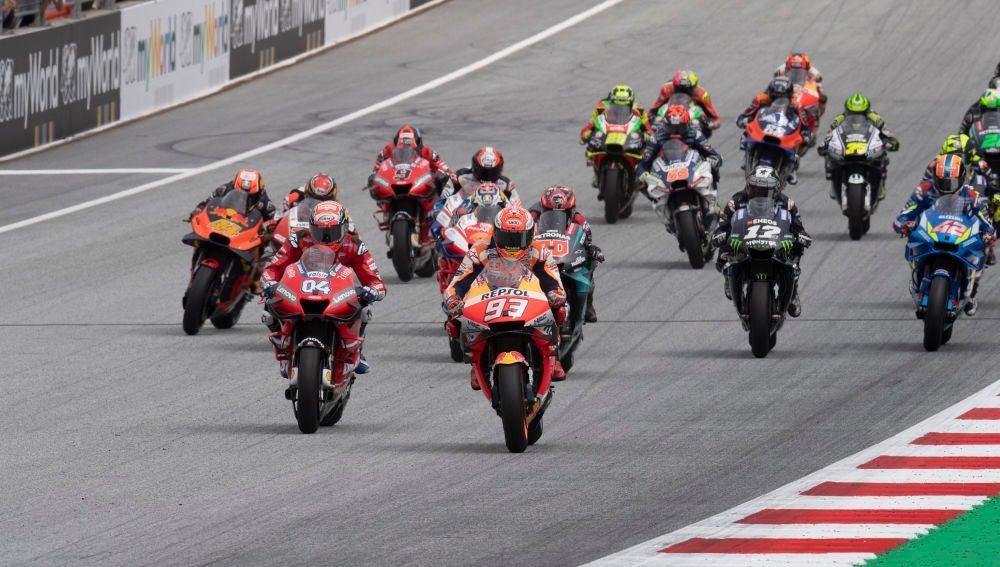 GP Gran Bretaña 2019 MotoGP: Horario Y Dónde Ver La