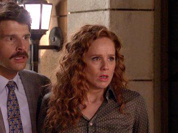 Ana y Carlos en 'Amar es para siempre'