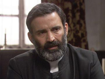 Don Berengario en 'El secreto de Puente Viejo'