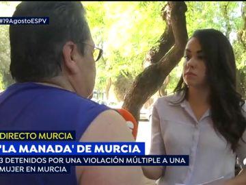 La 'manada' de Murcia, tres detenidos por una violación múltiple.