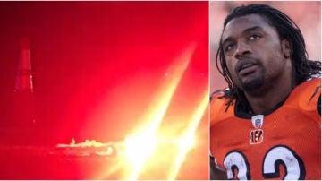 Muere la exestrella de la NFL Cedric Benson