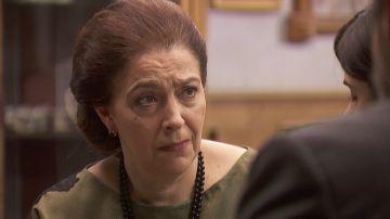 Francisca en 'El secreto de Puente Viejo'
