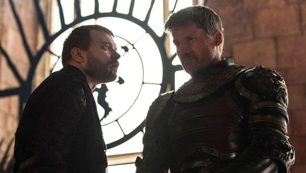 Euron Greyjoy y Jaime Lannister