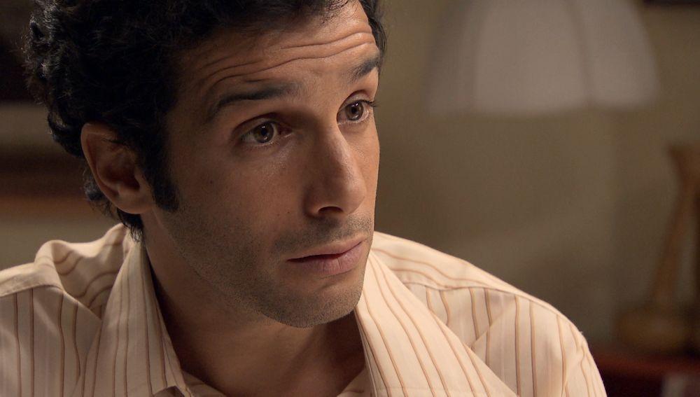 'Amar es para siempre': Ignacio le plantea a María la opción de adoptar