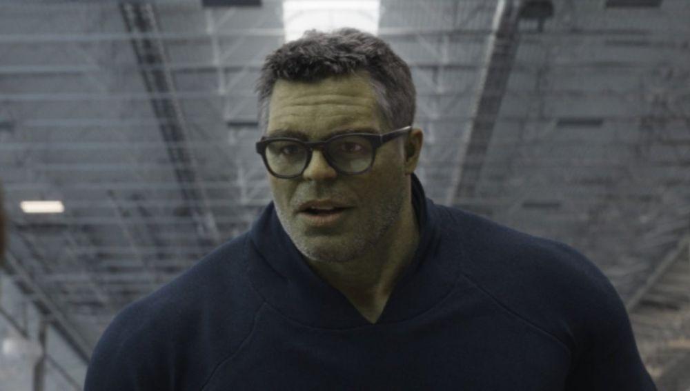 Hulk en 'Vengadores: Endgame'