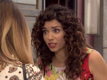 Amar es para siempre': Amelia, cansada de la situación con Luisita, decide hablar con ella