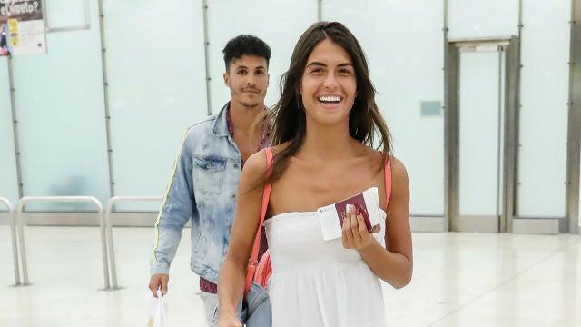 Sofía Suescun y Kiko Jiménez