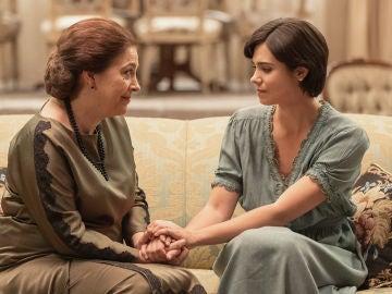 El emotivo reencuentro que vuelve a unir para siempre a María y Francisca