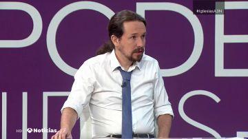 Entrevista a Pablo Iglesias Antena 3 Noticias